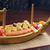 sushi · comida · japonesa · navio · tradicional · peixe · mar - foto stock © fanfo