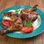 striegeln · Huhn · Gemüse · frische · Lebensmittel · Essen · Fotografie - stock foto © fanfo