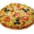 ホーム · ピザ · トマト · 茄子 · クローズアップ · 孤立した - ストックフォト © fanfo