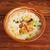 картофель · бекон · суп · избирательный · подход · изображение - Сток-фото © fanfo