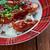 cocido · camarón · cuchara · alimentos · peces - foto stock © fanfo