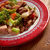 carne · anatra · cucchiaio · vegetali · pasto · salsiccia - foto d'archivio © fanfo