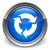 bijwerken · knop · Blauw · afbeelding · nuttig · business - stockfoto © faysalfarhan