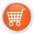 e-ticaret · ikon · turuncu · düğme · teknoloji · imzalamak - stok fotoğraf © faysalfarhan