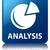 estatística · azul · praça · botão · mercado - foto stock © faysalfarhan