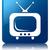 wideo · niebieski · placu · przycisk · internetowych - zdjęcia stock © faysalfarhan