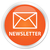 Newsletter orange button stock photo © faysalfarhan
