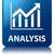успех · статистика · икона · синий · квадратный - Сток-фото © faysalfarhan