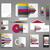 ベクトル · グラフィック · プロ · アイデンティティ · デザイン · 会社 - ストックフォト © feabornset