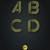 вектора · графических · полосатый · алфавит · символ - Сток-фото © feabornset