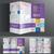 vetor · gráfico · elegante · negócio · folheto · projeto - foto stock © feabornset