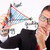 бизнесмен · обратить · время · стоить · качество · человека - Сток-фото © feedough