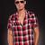 moda · adam · güneş · gözlüğü · eller · çekici - stok fotoğraf © feedough