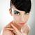 belleza · mujer · hermosa · profesional · maquillaje · superficie · del · agua - foto stock © feedough