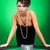 sexy woman shows poker hand stock photo © feedough