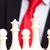 白 · チェス王 · 孤立した · 黒 · 電源 · 成功 - ストックフォト © feedough