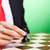 business man moving a pawn stock photo © feedough