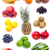 collection of fresh fruits stock photo © feedough