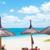 зонтик · морем · Мальдивы · пляж · путешествия · туризма - Сток-фото © feedough