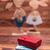 2 · 愛 · 実例 · 中心 · バニー · お祝い - ストックフォト © feedough