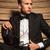エレガントな · 小さな · ビジネスマン · 肖像 - ストックフォト © feedough