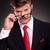 üzletember · elvesz · el · szemüveg · közelkép · portré - stock fotó © feedough
