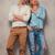 привлекательный · позируют · вместе · студию · модный - Сток-фото © feedough
