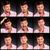 jeune · homme · visage · expressions · collage · jeunes - photo stock © feedough