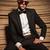 young elegant business man wearing suglasses stock photo © feedough