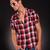 yakışıklı · genç · moda · adam · güneş · gözlüğü - stok fotoğraf © feedough