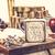 klasszikus · fa · asztal · teáscsésze · régi · könyv · megnyugtató · kávé - stock fotó © feelphotoart