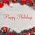 karácsony · új · év · dekoráció · fenyőfa · piros · díszek - stock fotó © feelphotoart