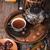 antique · théière · chinois · cuisine · isolé - photo stock © feelphotoart