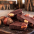 tej · csokoládé · mogyoró · fából · készült · étel · fa - stock fotó © feelphotoart