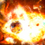 solaire · explosion · illustration · feu · Fantasy · soleil - photo stock © fesus