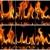 brand · warmte · brandend · vlam · haard - stockfoto © fesus