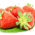 morangos · baga · isolado · branco · comida · fundo - foto stock © Fesus