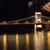 híd · alkonyat · panoráma · város · víz · épület - stock fotó © fesus