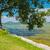 lago · Balaton · Hungria · bom · nuvens · verão - foto stock © fesus