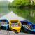 boats at the lake stock photo © fesus