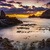 日没 · 海岸 · 自然 · 公園 · 水 · 光 - ストックフォト © fesus