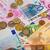 money euro coins and banknotes stock photo © fesus