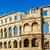 római · amfiteátrum · aréna · ősi · építészet · színház - stock fotó © fesus