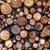 drogen · brandhout · omhoog · top · textuur - stockfoto © fesus
