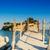 zeegezicht · klein · eiland · dubrovnik · heuvels · water - stockfoto © fesus
