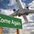 avião · acima · nuvens · imagem · viajar · acelerar - foto stock © feverpitch
