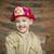 jongen · brandweerman · school · permanente · cute · kaukasisch - stockfoto © feverpitch