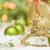 Рождества · лента · снега · украшение · фон - Сток-фото © feverpitch