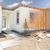 átalakulás · új · otthon · befejezés · gyönyörű · fa · otthon - stock fotó © feverpitch
