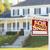 eladva · otthon · vásár · felirat · új · ház · ingatlan - stock fotó © feverpitch